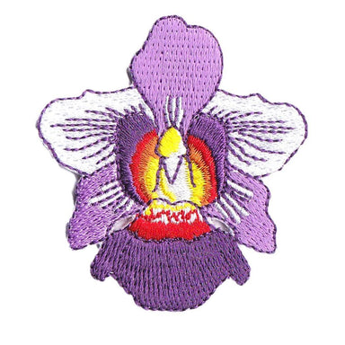 Vanda Miss Joaqium Iron On Patch - Iron On Patches - Pew Pew Patches - Naiise