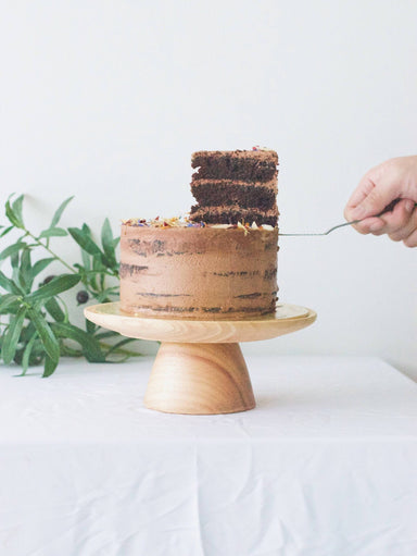 Vegan Double Chocolate Cake - Cakes - Zee and Elle Cakes - Naiise