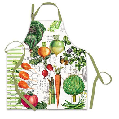 Vegetable Kingdom Apron Aprons Michel Design Works