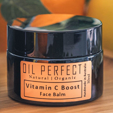 Vitamin C Boost Face Balm Face Moisturisers Oil Perfect