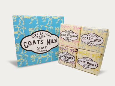 Viva La Soap Goat Milk Gift Set Soaps Viva La Soap