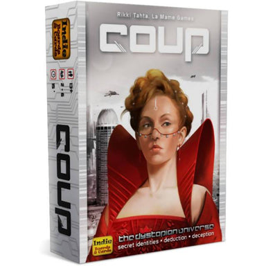 Coup Card Game Card Games Allink Int Pte Ltd