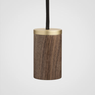 Walnut Knuckle Pendant Holder (Without Bulb) Lighting Tala