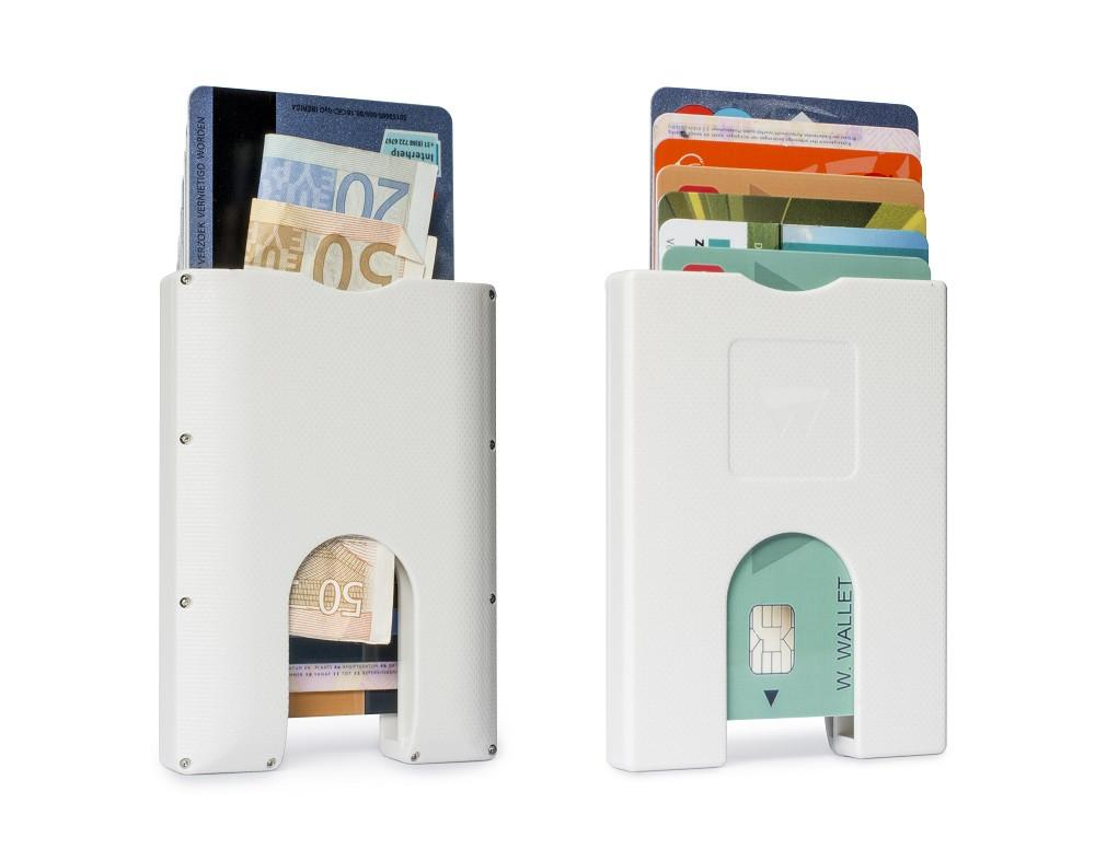 Walter Wallet : Bright White Wallets Walter Wallet