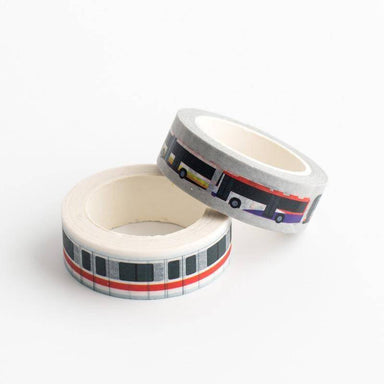 Washi Tapes - EZ-link: MRT + Bus - Washi Tapes - Ok Can Lah - Naiise