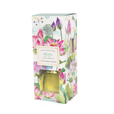 Water Lilies Home Fragrance Diffuser Diffusers Michel Design Works