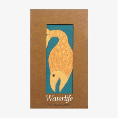Waterlife (Handmade Cards) Books Tan Yang International