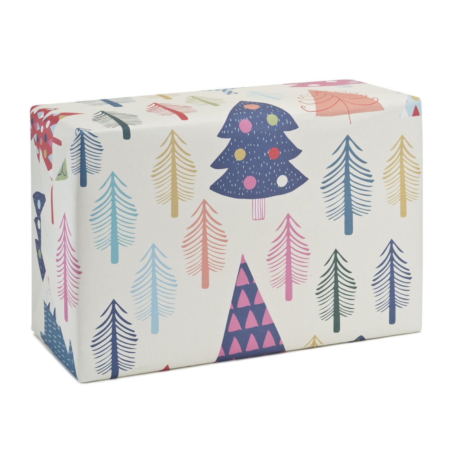 White Christmas Wrapping Paper - Wrapping Papers - MULTIFOLIA ATELIER di Rita Girola - Naiise