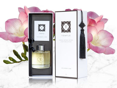 Wild Freesia & Lime Diffuser - Diffusers - Temple Candles - Naiise