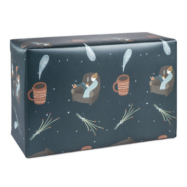 Winter Mood Wrapping Paper Wrapping Papers MULTIFOLIA ATELIER di Rita Girola