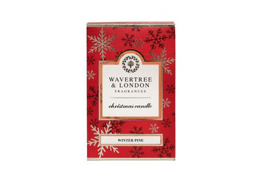 Winter Pine Candle Scented Candles Wavertree & London
