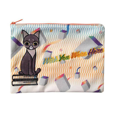 Wish You Were Here Clutch I Gift Bags By Moumi