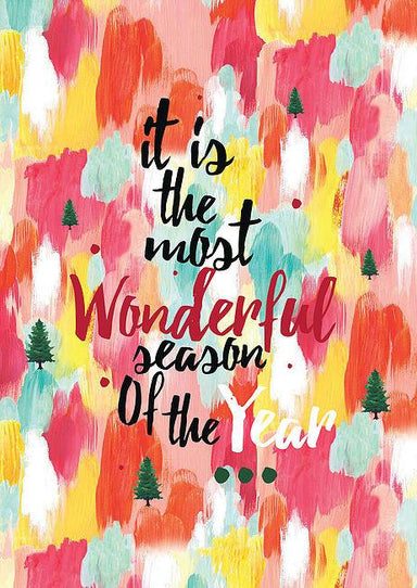 Wonderful Season of The Year Postcard - Postcards - The Paper Happiness - Naiise