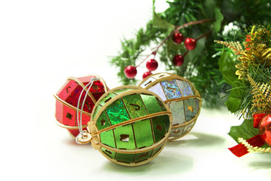 Wood Puzzle - Christmas Ornament Box Set (3 in one) Puzzles Team Green