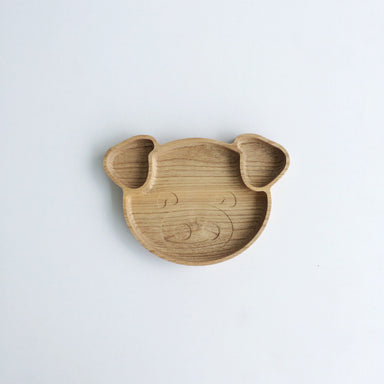 Wooden Pig Plate - Plates - UDDO - Naiise