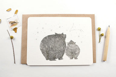 WW-NC#6 - Starry Night Note Card - Naiise