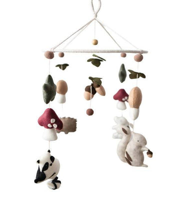 Into The Wood Crib Mobile Baby Gifts Little Happy Haus