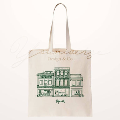 Xin Jia Po Totebag - Local Tote Bags - YOUNIVERSE DESIGN - Naiise