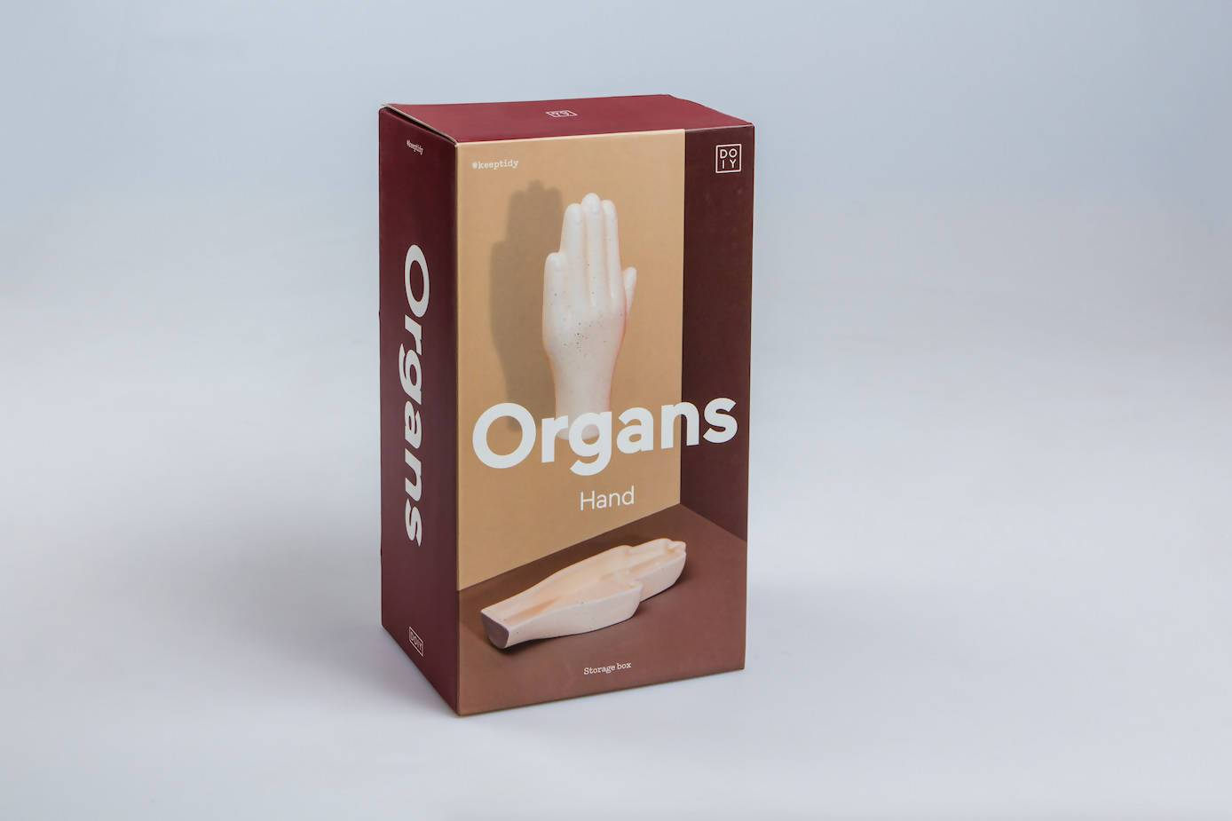 DOIY Organs Hand Storage Box - Home Decor - The Planet Collection - Naiise