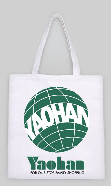 Yaohan Tote Bag - Local Tote Bags - Big Red Chilli - Naiise