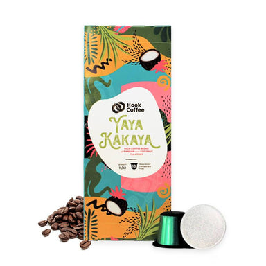 Yaya Kakaya Shot Pods Coffee Hook Coffee