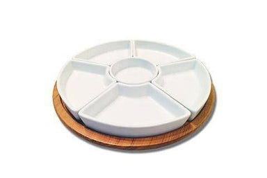 Lazy Susan - Food Trays - Scanteak - Naiise