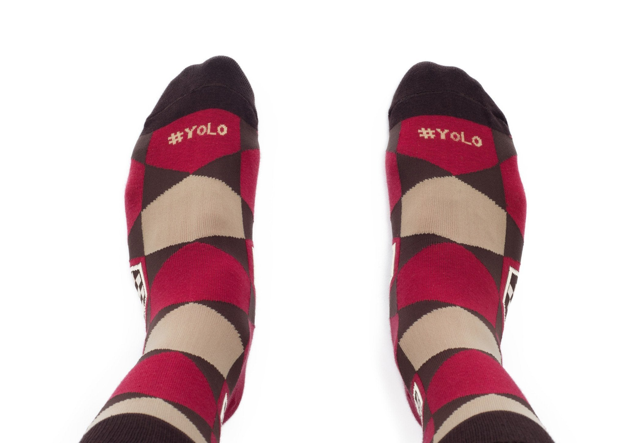 #YOLO Socks - Socks - Talking Toes - Naiise