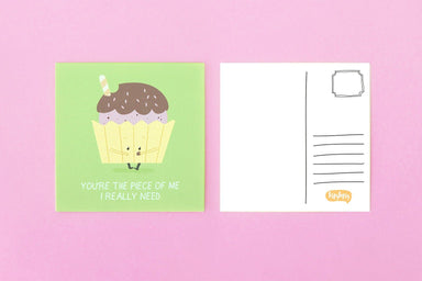 You're The Piece Of Me I Really Need Postcard - Love Cards - TispyTopsy - Naiise