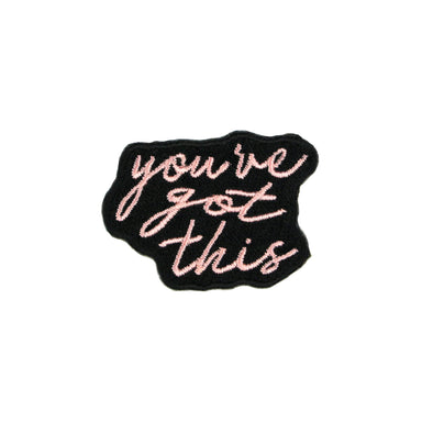 You've Got This Patch - Sticker Patches - Metanoia Lifestyle - Naiise