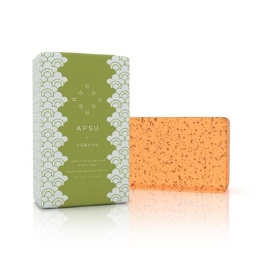 Yuzu Exfoliating Body Bar (Yuzu, Mandarin, Lemongrass) - Body Scrubs - APSU - Naiise