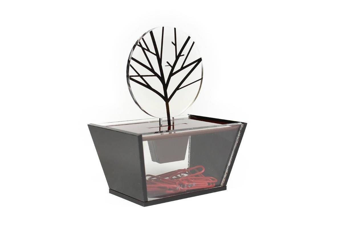 Klear - Mini Autumn Clip Holder - Paperclip Holders - The Planet Collection - Naiise
