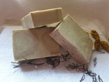 Bath Soap - Rosemary Mint Scrub - Soaps - Alletsoap - Naiise