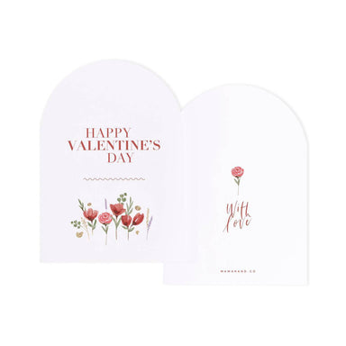 Valentine's Day Card - Generic Greeting Cards - Mamahand - Naiise