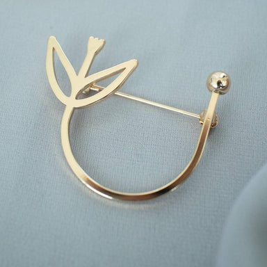 Zahra Brooch - Brooches - Lady N Jewelry - Naiise