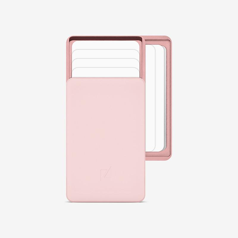 Zenlet 2+ Wallet Wallets Zenlet Rose Gold