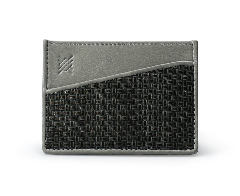Zhi Cardholder In Black Card Holders Tresse