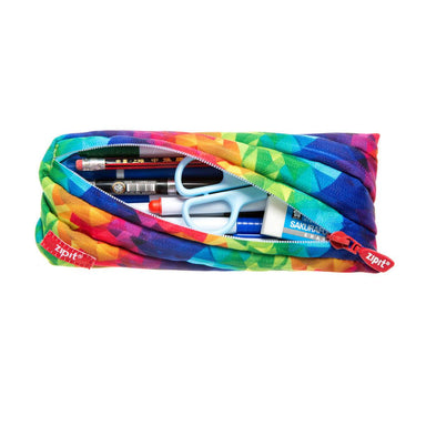 Zipit Fresh Twister Pouch Kaleidoscope - Pencil Cases - Zigzagme - Naiise