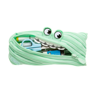 Zipit Gorge Pencil Case Mint - Pencil Cases - Zigzagme - Naiise