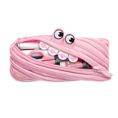 Zipit Gorge Pencil Case Pink - Pencil Cases - Zigzagme - Naiise