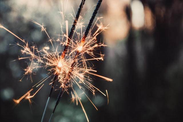 The Science Behind Our Favourite Fireworks: Sparklers