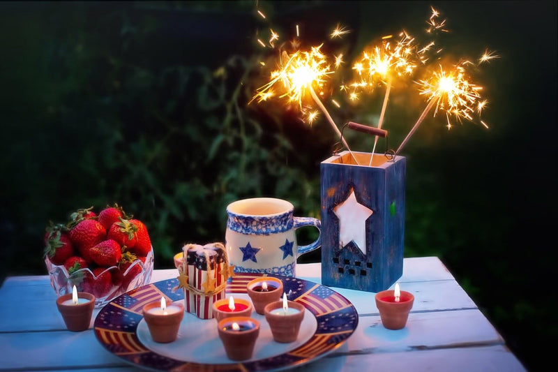 Firework Displays 101: Safety Tips for Cakes and Candles