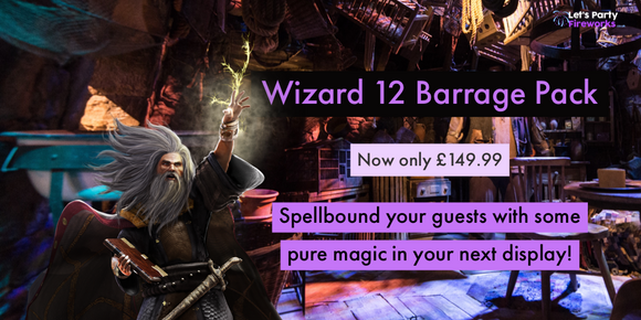 Wizard 12 Barrage Pack