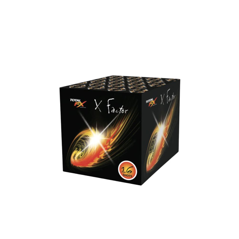 X Factor by Total FX | Lets Party Fireworks