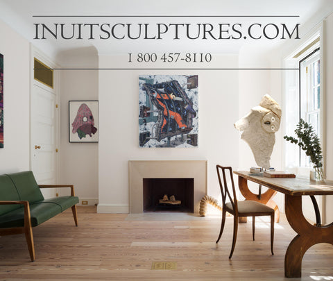 inuit art interior design