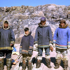 an introduction to the history of the inuit people There is no documentary record of the first contact between labrador inuit and europeans the explorers, fishermen, and whalers who visited labrador in the first half of the sixteenth century made no mention of people who can be positively identified as inuit.