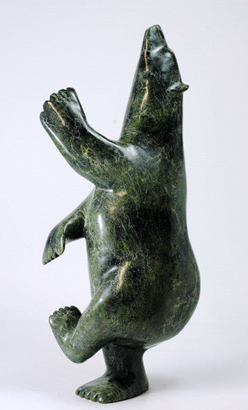 "20.5"" Dancing Bear by Nuna Parr"