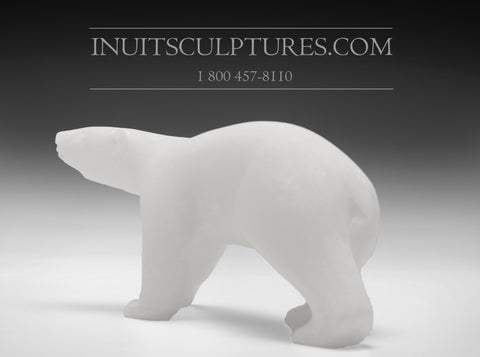 "9"" Majestic Bear by Bill Nasogaluak"