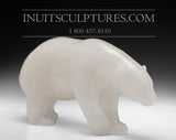 "11"" Majestic Bear by Bill Nasogaluak"