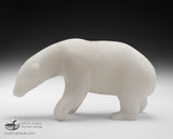 "**RESERVED** 11"" Scenting Bear by Bill Nasogaluak"