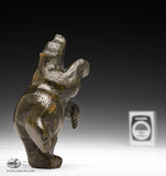 "5"" Dancing Bear by Johnny Papigatook"